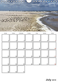 The North Sea / Travel Impressions (Wall Calendar 2019 DIN A4 Portrait) - Produktdetailbild 7