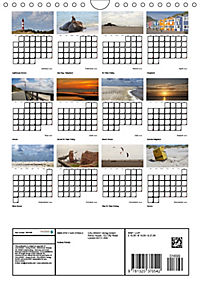 The North Sea / Travel Impressions (Wall Calendar 2019 DIN A4 Portrait) - Produktdetailbild 13