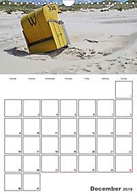 The North Sea / Travel Impressions (Wall Calendar 2019 DIN A4 Portrait) - Produktdetailbild 12
