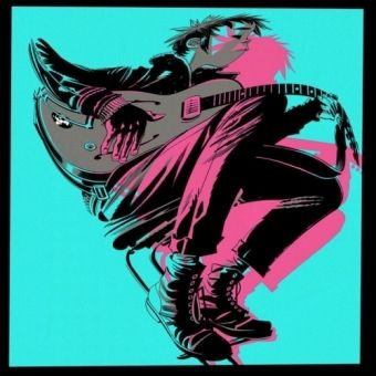 The Now Now, 1 Audio-CD (Limited Edition), Gorillaz