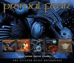 The Nuclear Blast Recordings (6cd Box), Primal Fear