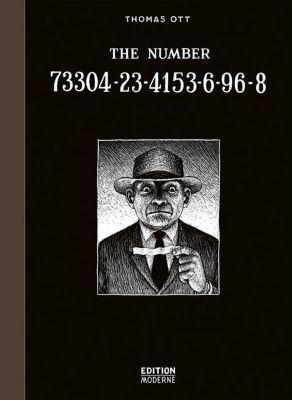 The Number 73304-23-4153-6-96-8, deutsche Ausgabe - Thomas Ott  
