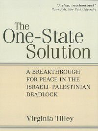 The One-State Solution, Virginia Tilley