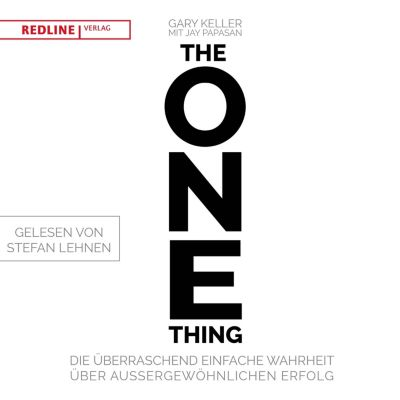 The One Thing, Gary Keller, Jay Papasan