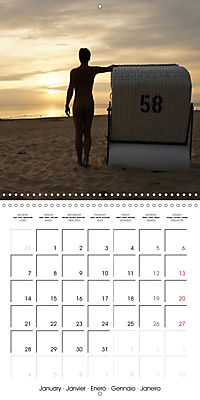 The opposite shore (Wall Calendar 2019 300 × 300 mm Square) - Produktdetailbild 1