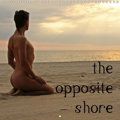 The opposite shore (Wall Calendar 2019 300 × 300 mm Square), Nudio
