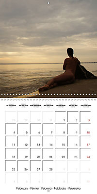 The opposite shore (Wall Calendar 2019 300 × 300 mm Square) - Produktdetailbild 2