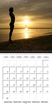 The opposite shore (Wall Calendar 2019 300 × 300 mm Square) - Produktdetailbild 9