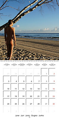 The opposite shore (Wall Calendar 2019 300 × 300 mm Square) - Produktdetailbild 6