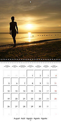 The opposite shore (Wall Calendar 2019 300 × 300 mm Square) - Produktdetailbild 8