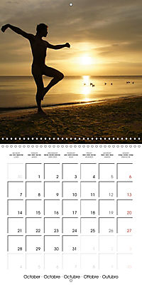 The opposite shore (Wall Calendar 2019 300 × 300 mm Square) - Produktdetailbild 10