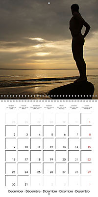 The opposite shore (Wall Calendar 2019 300 × 300 mm Square) - Produktdetailbild 12