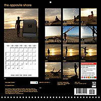 The opposite shore (Wall Calendar 2019 300 × 300 mm Square) - Produktdetailbild 13