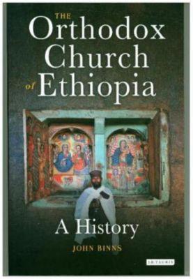 The Orthodox Church of Ethiopia, John Binns