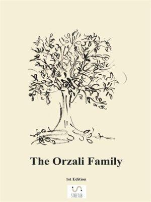 The Orzali Family, Mario Orzali