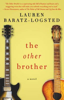 The Other Brother, Lauren Baratz-Logsted