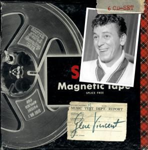 The Outtakes    6 Cd Cap-Box, Gene Vincent