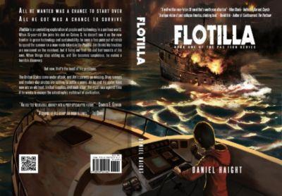 The Pac Fish Series: Flotilla (The Pac Fish Series, #1), Daniel R. Haight