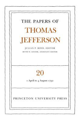 The Papers of Thomas Jefferson, Volume 20, Thomas Jefferson