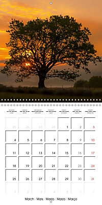 The Pendle Way (Wall Calendar 2019 300 × 300 mm Square) - Produktdetailbild 3