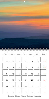 The Pendle Way (Wall Calendar 2019 300 × 300 mm Square) - Produktdetailbild 2