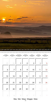 The Pendle Way (Wall Calendar 2019 300 × 300 mm Square) - Produktdetailbild 5