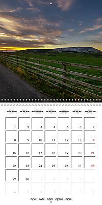 The Pendle Way (Wall Calendar 2019 300 × 300 mm Square) - Produktdetailbild 4