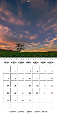The Pendle Way (Wall Calendar 2019 300 × 300 mm Square) - Produktdetailbild 10