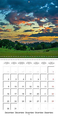 The Pendle Way (Wall Calendar 2019 300 × 300 mm Square) - Produktdetailbild 12