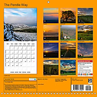 The Pendle Way (Wall Calendar 2019 300 × 300 mm Square) - Produktdetailbild 13