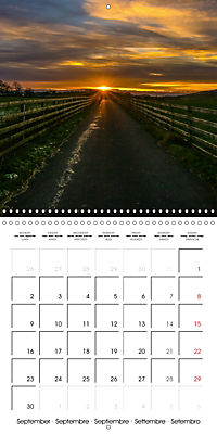 The Pendle Way (Wall Calendar 2019 300 × 300 mm Square) - Produktdetailbild 9