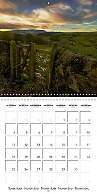 The Pendle Way (Wall Calendar 2019 300 × 300 mm Square) - Produktdetailbild 11