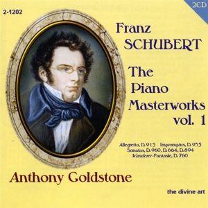 The Piano Masterworks Vol.1, Anthony Goldstone