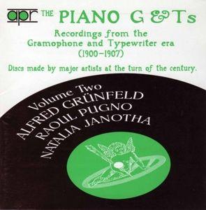 The Piano Vol. 2, Grünfeld, Pugno, Janotha