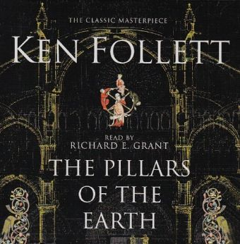 The Pillars of the Earth, 8 Audio-CDs, Ken Follett