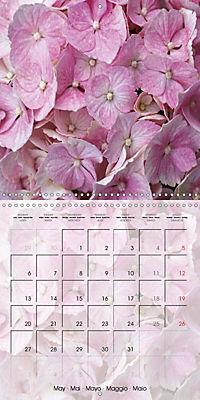 The Pink Garden (Wall Calendar 2019 300 × 300 mm Square) - Produktdetailbild 5