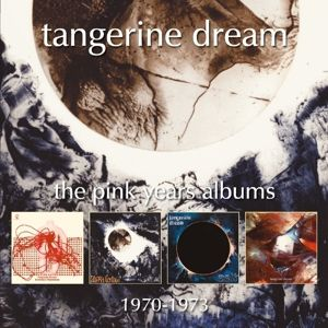 The Pink Years Albums, Tangerine Dream
