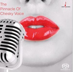The Pinnacle Of Chesky Voice, Diverse Interpreten