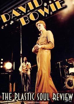 The Plastic Soul Review, David Bowie