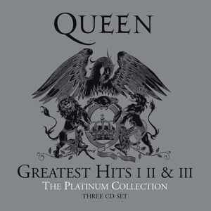 The Platinum Collection (2011 Remastered), Queen