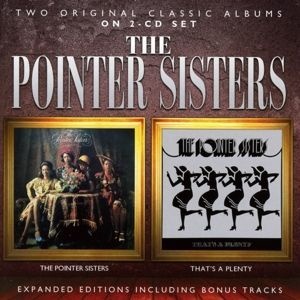The Pointer Sisters/That'S A Plenty, The Pointer Sisters