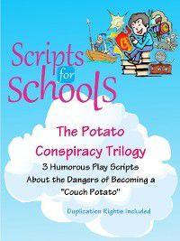 The Potato Conspiracy Trilogy, Christine Harvey
