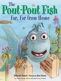 Abrams books for young readers picture day perfection for Pout pout fish pdf