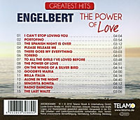 The Power Of Love (Greatest Hits) - Produktdetailbild 1