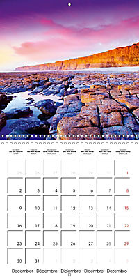 The power of stones (Wall Calendar 2019 300 × 300 mm Square) - Produktdetailbild 12