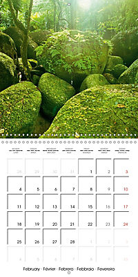 The power of stones (Wall Calendar 2019 300 × 300 mm Square) - Produktdetailbild 2