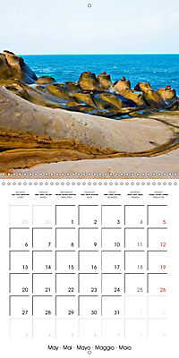 The power of stones (Wall Calendar 2019 300 × 300 mm Square) - Produktdetailbild 5