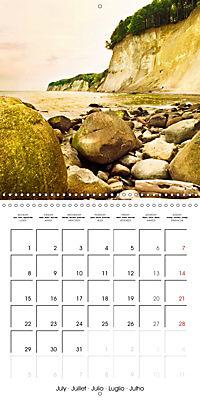 The power of stones (Wall Calendar 2019 300 × 300 mm Square) - Produktdetailbild 7