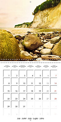 The power of stones (Wall Calendar 2019 300 × 300 mm Square) - Produktdetailbild 7
