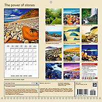 The power of stones (Wall Calendar 2019 300 × 300 mm Square) - Produktdetailbild 13